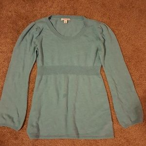 Banana Republic Light Blue Medium Sweater